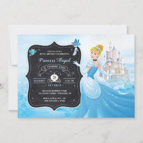 Princess Cinderella | Chalkboard Birthday