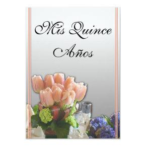 Quinceanera Invitations in Spanish