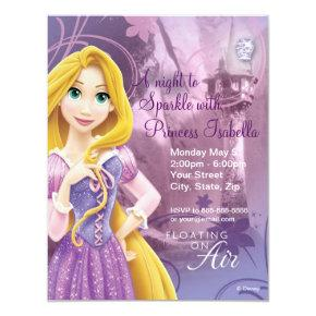 Rapunzel Birthday Invitations
