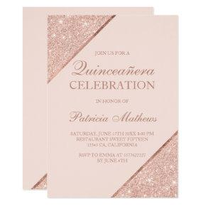 Mis Quince Quinceanera Party Birthday Invitations Candied Clouds