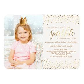 She Leaves a Little Sparkle® BIRTHDAY Invitations