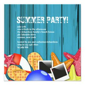 Summer Theme Party