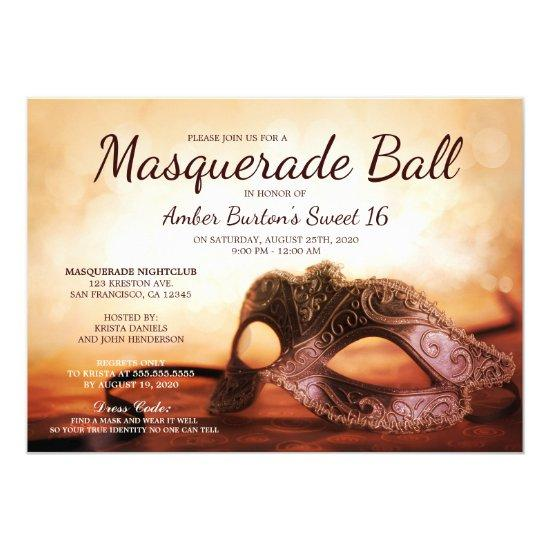 Sweet 16 Masquerade Ball Candied Clouds