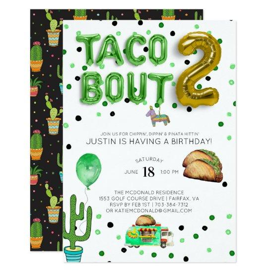 Taco Bout Two