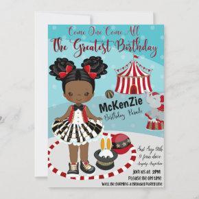 The Greatest Birthday Invitation