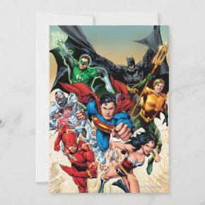 The New 52 Cover #1 4th Print