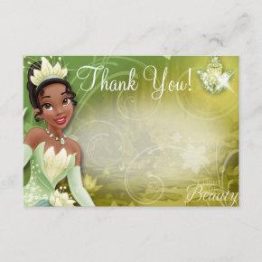 Tiana Thank You Invitations