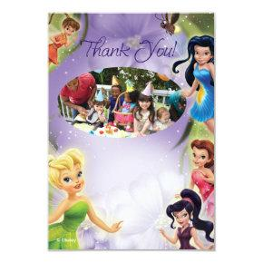 Tinker Bell 2 Birthday Thank You Cards
