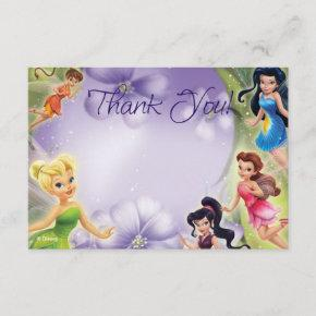 Tinker Bell and Friends Thank You