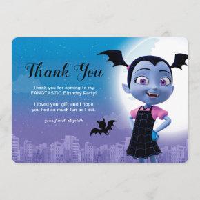 Vampirina Birthday | Thank You