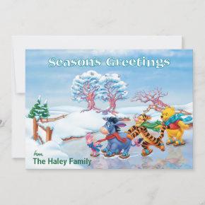 Winnie the Pooh & Friends: Season's Greetings