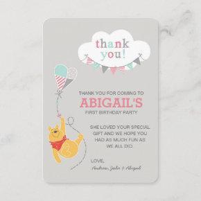 Winnie the Pooh Kite | Girl - Thank You