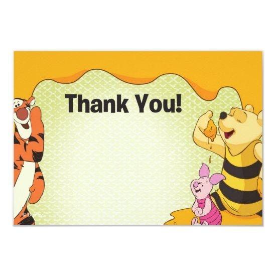 Winnie the Pooh Thank You