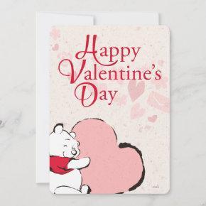 Winnie the Pooh Valentine Holiday