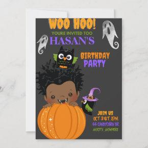 Woo Hoo Birthday Invitation